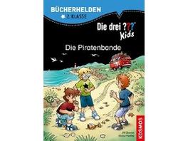 Die drei ??? Kids. Bücherhelden. Die Piratenbande