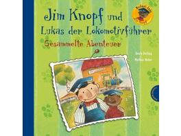 Jim Knopf und Lukas der Lokomotivführer - Gesammel