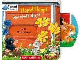 minifanten 19: Hopp! Hopp! Wer hüpft da?