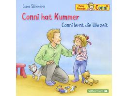 Conni hat Kummer   Conni lernt die Uhrzeit  Meine
