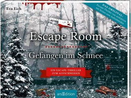 Escape Room. Gefangen im Schnee. Das Original: Der