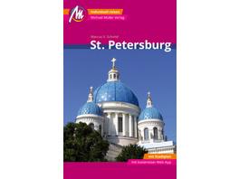 St. Petersburg MM-City Reiseführer Michael Müller