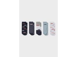 Multipack 5er - Auto - Baby-Socken