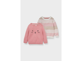 Multipack 2er - Baby-Pullover