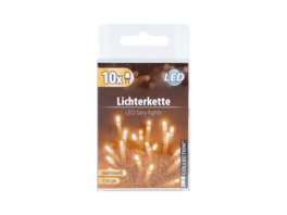 10er LED-Lichterkette